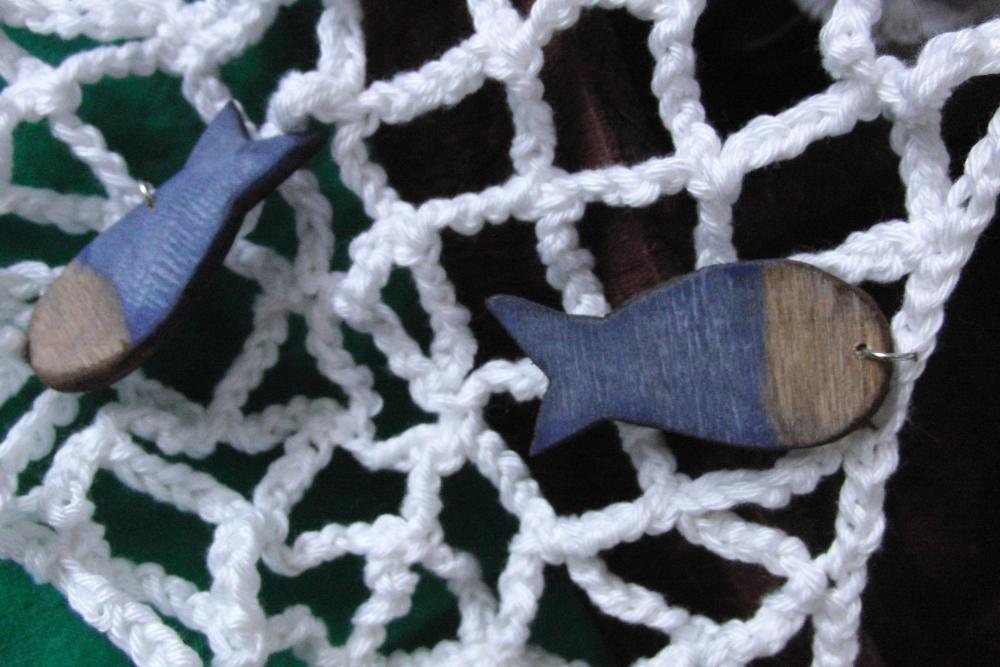 Sowas wie ein Fischernetz.... (2/2)