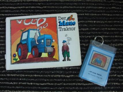 Der blaue Traktor